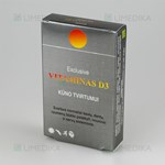 Picture of LIFEPLAN VITAMINAS D3, 40 tablečių