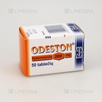 Picture of ODESTON, 200 mg, tabletės, N50
