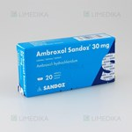 Picture of AMBROXOL SANDOZ, 30 mg, tabletės, N20