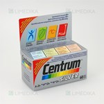 Picture of CENTRUM SILVER, 60 tablečių