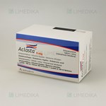 Picture of ACLASTA, 5 mg, infuzinis tirpalas, 100 ml