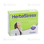 Picture of GRINDEX HERBASTRESS, 450 mg, 30 tablečių