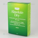 Picture of DERMIX ABSOLUTE DRY, servetėles-antiperspirantai, 10 vnt.