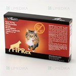 Picture of FIPREX CAT 52.5mg N3 (Vet-agro)