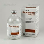 Picture of PROCAMIDOR 20mg/ml 100ml (Richter Pharma)