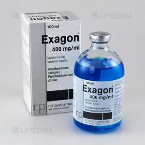 Picture of EXAGON 400mg/ml 100ml (Richter Pharma)