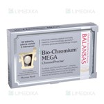 Picture of PHARMA NORD BIO-CHROMIUM MEGA, 60 tablečių