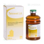 Picture of TETRAVET LA 200mg/ml 100ml (Ceva)