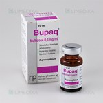 Picture of Bupaq Multidose 0.3mg/ml 10ml (Richter Pharma)
