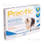Picture of PRAC-TIC 625mg  22-50kg N3 (Elanco)