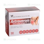 Picture of Artroveron  5 in 1 with Omega 3 kapsulės N90