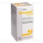 Picture of ANCESOL 10mg/ml 100ml (Richter Pharma)
