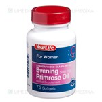 Picture of YOURLIFE EVENING PRIMROSE OIL, 500 mg, 75 kapsulės