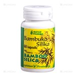 Picture of BAMBUKO SILIKA, 300 mg, 60 kapsulių
