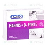 Picture of AMBIO MAGNIS + B6 FORTE, 60 tablečių