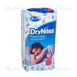 Picture of HUGGIES DRYNITES BOYS, sauskelnės berniukams, 27 - 57 kg, 9 vnt.
