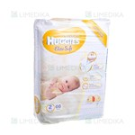 Picture of HUGGIES ELITE SOFT, sauskelnės, 4 - 7 kg, 66 vnt.