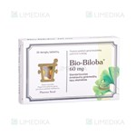 Picture of PHARMA NORD BIO-BILOBA, 60 mg, 30 tablečių