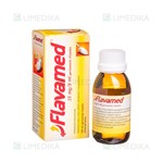 Picture of FLAVAMED, 15 mg/5 ml, geriamasis tirpalas, 100 ml