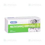 Picture of AMBIO MULTIVITAMINAI, 60 tablečių