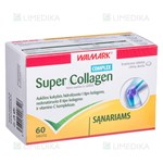 Picture of WALMARK SUPER COLLAGEN COMPLEX, 60 kramtomųjų tablečių