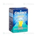 Picture of COLDREX HOTREM MENTHOL ACTIVE, 600 mg/10 mg/40 mg, milteliai geriamajam tirpalui, N10