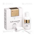 Picture of MINOXIDIL INTELI, 20 mg/ml, odos tirpalas, 60 ml, N1