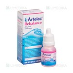 Picture of Lašai akims Artelac Rebalance 10ml
