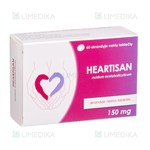 Picture of HEARTISAN, 150 mg, skrandyje neirios tabletės, N60