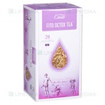 Picture of EMILI FITO DETOX TEA, arbata, 1,5 g, 20 vnt.