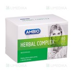 Picture of AMBIO HERBAL COMPLEX, 60 tablečių