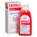 Picture of LACALUT ACTIV ANTI-PLAQUE, burnos skalavimo skystis, 300 ml