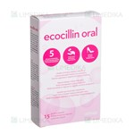 Picture of ORIVAS ECOCILLIN ORAL, 15 kapsulių