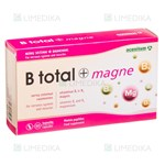 Picture of B TOTAL + MAGNE, 60 kapsulių