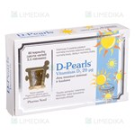 Picture of PHARMA NORD D-PEARLS, 20 mcg (800 TV), 80 kapsulių