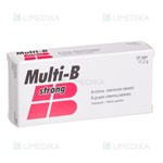 Picture of MULTI-B STRONG, 30 tablečių