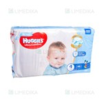 Picture of HUGGIES ULTRA COMFORT BOYS MEGA, sauskelnės, 7 kg-16 kg, 66 vnt.