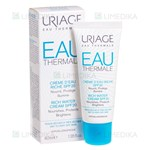 Picture of URIAGE EAU THERMALE RICH, drėkinamasis kremas, SPF 20, 40 ml