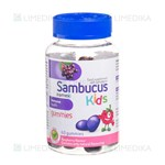 Picture of SAMBUCUS KIDS, 60 guminukų