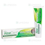 Picture of ALOE DENT WITH CO-Q10 & TEA TREE, dantų pasta, 100 ml