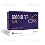 Picture of GOOD SLEEP CAPS, 30 kapsulių