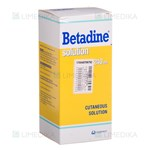 Picture of BETADINE, 100 mg/ml, odos tirpalas, (l.imp.), 240 ml