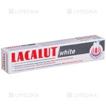 Picture of LACALUT WHITE, dantų pasta, 75 ml