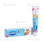 Picture of ASTERA KIDS, dantų pasta, ledų skonio, 50 ml