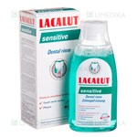 Picture of LACALUT SENSITIVE, burnos skalavimo skystis, 300 ml