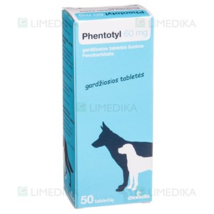 Picture of PHENTOTYL 60 mg N50 (Chanelle)