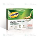 Picture of GERIMAX MULTI ACTIVE 50+, 60 tablečių
