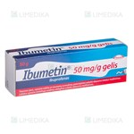 Picture of IBUMETIN, 50 mg/g, gelis, 50 g