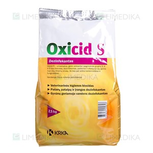 Picture of OXICID S 2.5kg. (Krka)