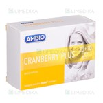 Picture of AMBIO CRANBERRY PLUS, kapsulės N20 +10